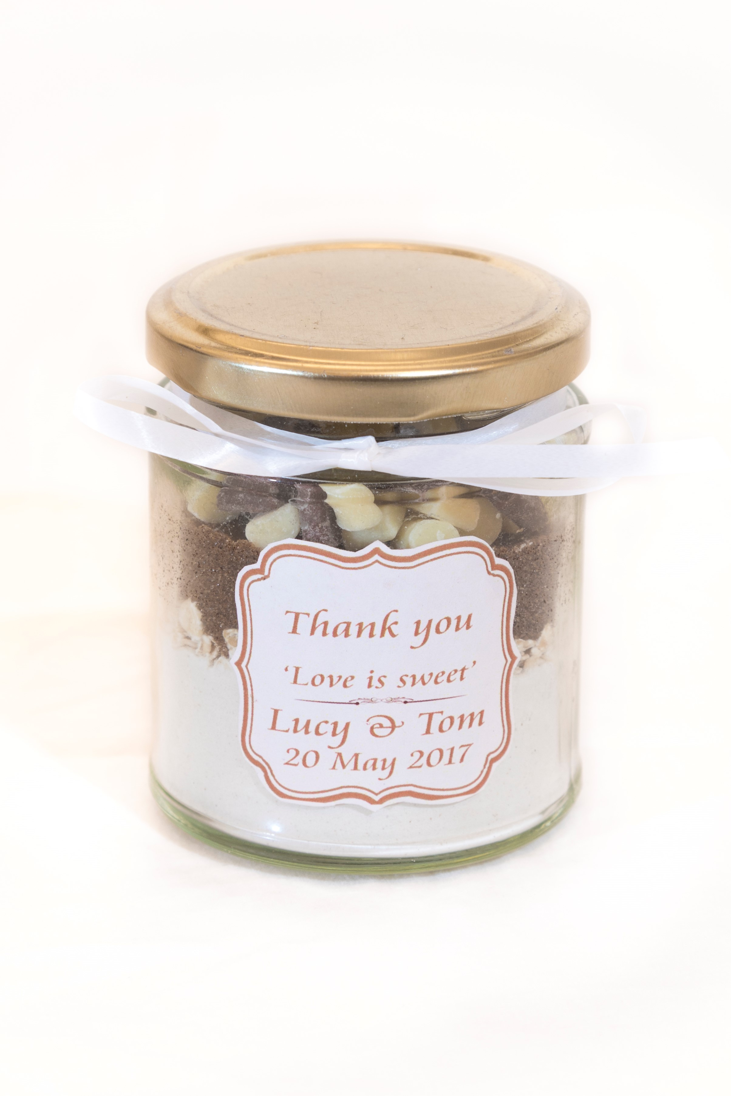 The Jar House | Wedding Favours – 20 Jars